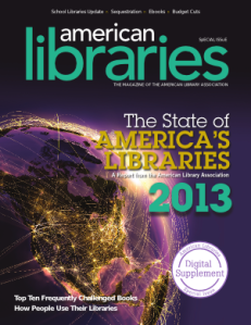 The State of America's Libraries 2013