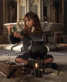 hermione making polyjuice potion