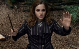hermione protecting camp
