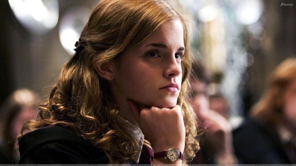 hermione thinking