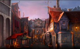Diagon_Alley_South_Side
