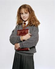 Hermione with book