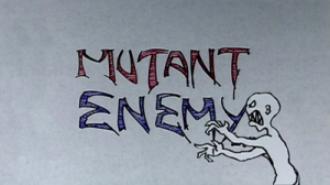 Mutant Enemy Logo