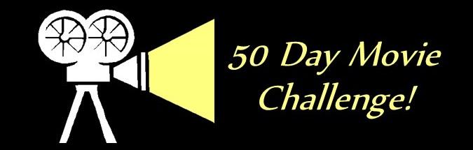the 50 Day Movie Challenge