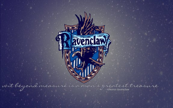 ravenclaw wit beyond measure