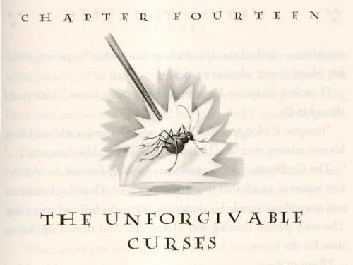 unforgivable curses